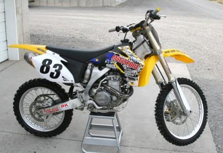 Image for 2006 Yamaha YZ450F