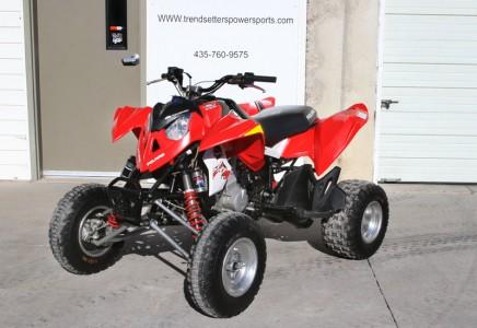 Image for 2008 Polaris Outlaw 450 MRX