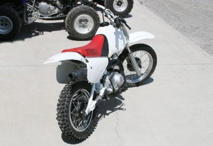 Image for 1999 Honda XR70