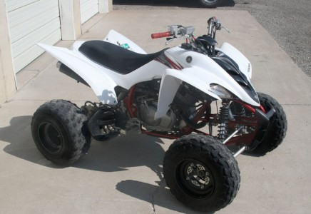Image for 2009 Yamaha Raptor 350