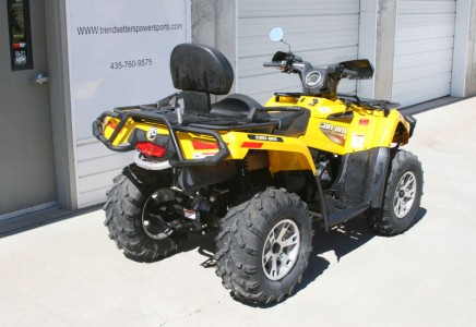 Image for 2008 Can Am Outlander 400 Max