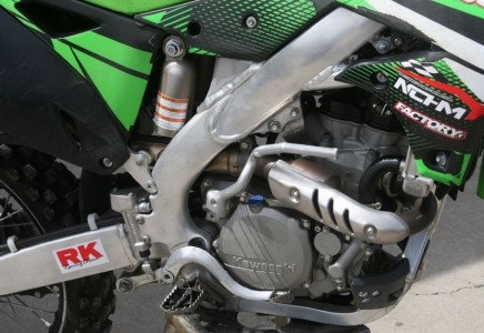 Image for Kawasaki KX 250F