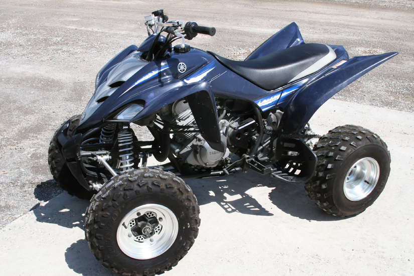 2006 yamaha raptor 350 trendsetters powersports. Black Bedroom Furniture Sets. Home Design Ideas