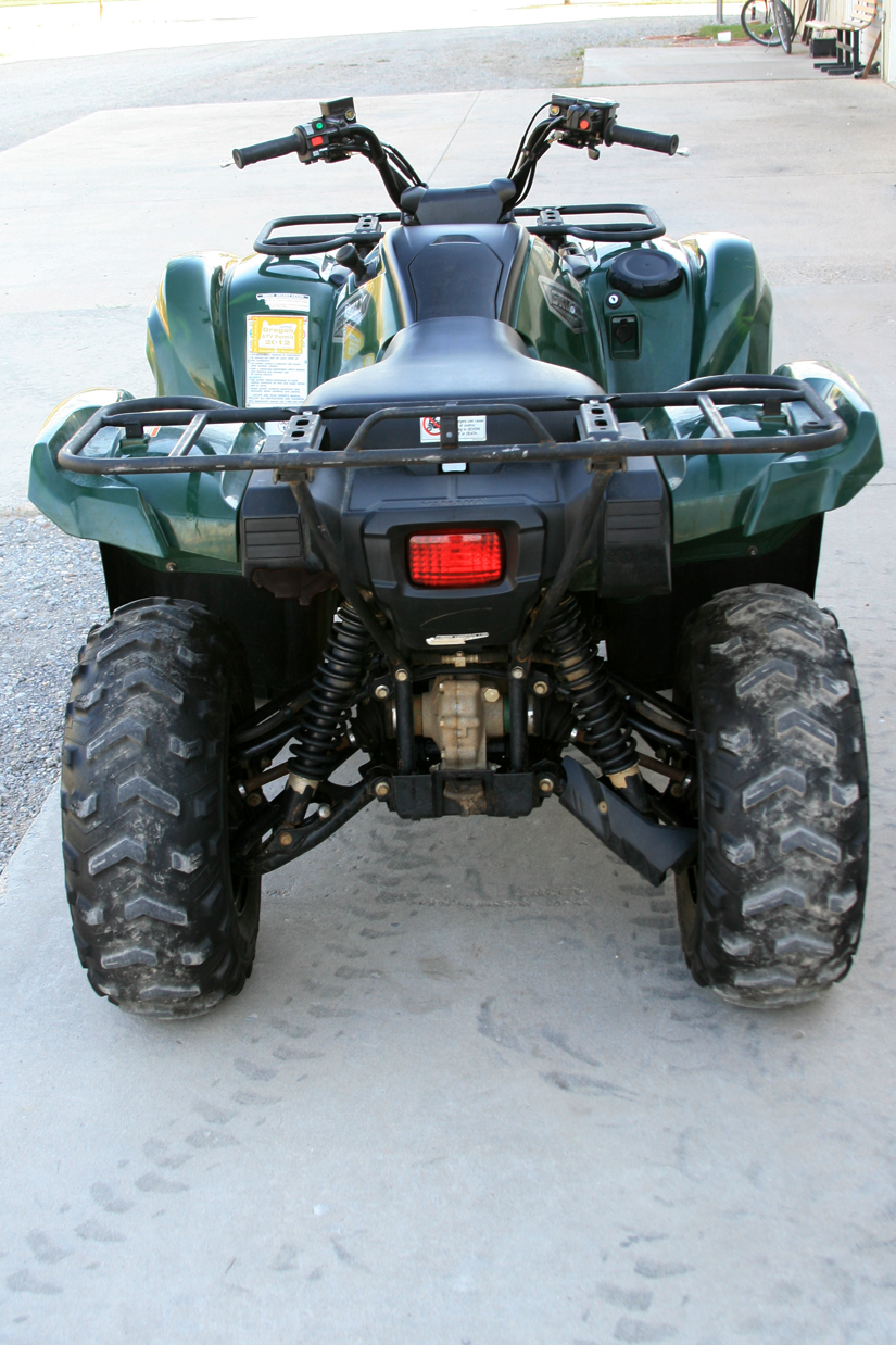 2008 yamaha grizzly 700 efi trendsetters powersports for Yamaha grizzly 400