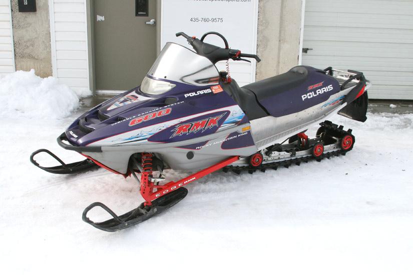 2003 Polaris 600 Rmk 144