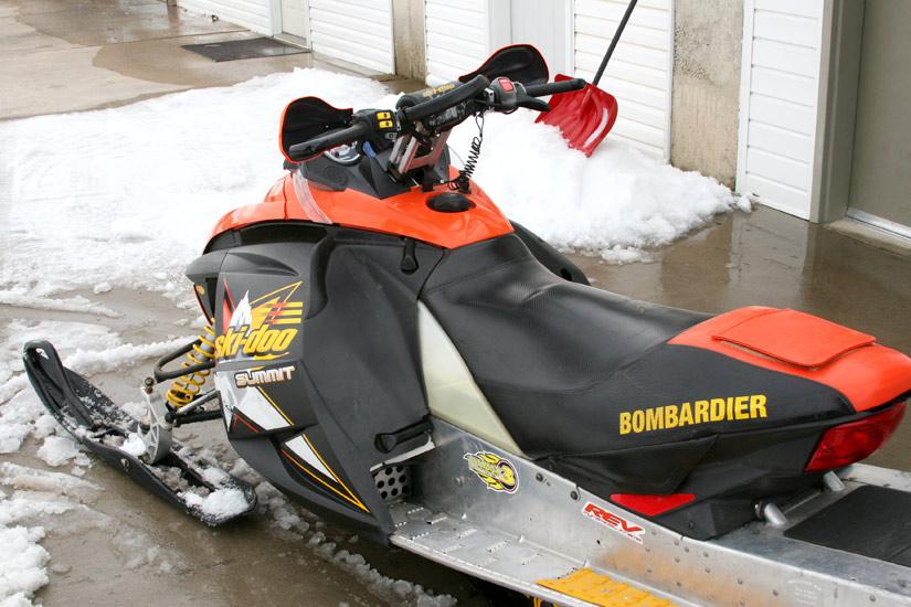 Yamaha X Snowmobile Value