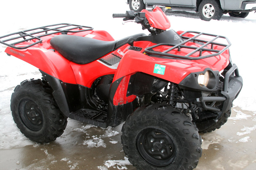 2008 Kawasaki Brute Force V-Twin 650 - Trendsetters Powersports