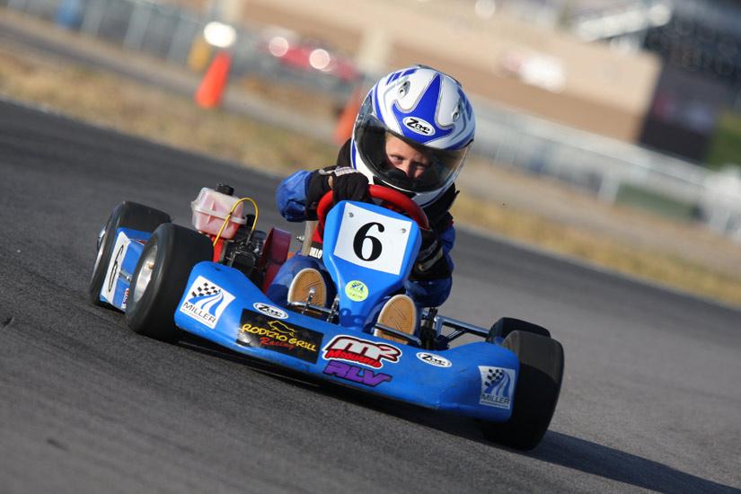 Top Kart Kid Kart Comer 50 Trendsetters Powersports
