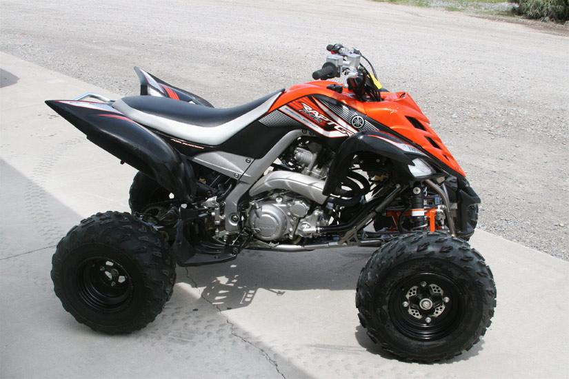 2007 Yamaha Raptor 700r Special Edition