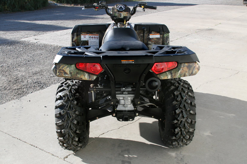 2012 Polaris Sportsman 500 Ho Pursuit Le Trendsetters